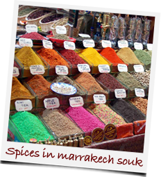 Marrakesh Spices