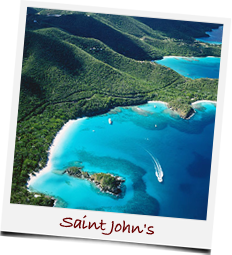 Saint John's - The Capital of Antigua and Barbuda