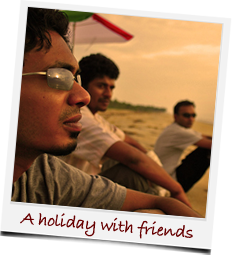 Where To Go On Holiday With Friends